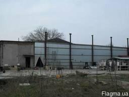 Складской комплекс 500 метров с участком 38 соток, Одесса