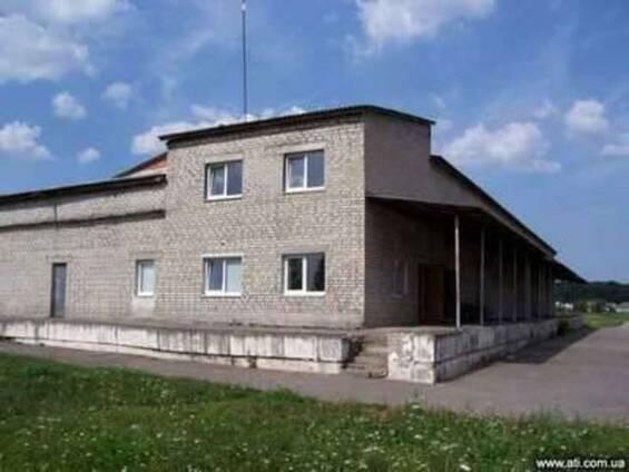 Складской комплекс с жд веткой Черкассы