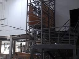 Складской лифт, грузовой подъёмник Украина Изготовление