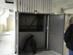 Складской грузовой лифт подъемник