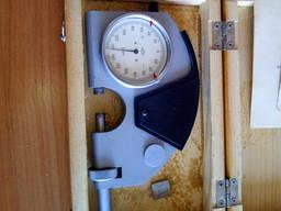 Скоба рычажная СР 0-25 мм - 2 мкм