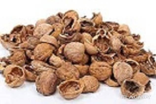 Скорлупа Грецкого ореха
