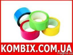 Скотч цветной упаковочный: длина - 45 м | 45 мм - ширина