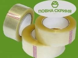 Скотч упаковочный 48 мм * 300 м * 45 мкм