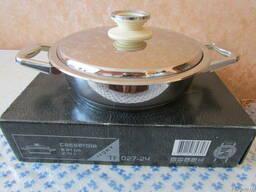 Сковорода Цептер (Zepter) 2, 7 л. 24 см.