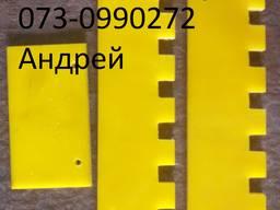 Скребки полиуретановые петкус К527, К547 (скребок петкус)