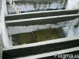Скрепа М700 для ремонта бетона