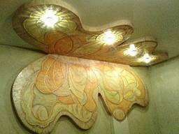 Скульптурний живопис з декоративних штукатурок. - фото 3