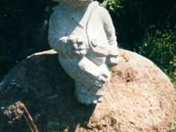 Скульптуры из гранита - фото 4