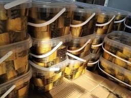 Пресервы Скумбрия х/к 3,5 кг ведро