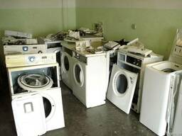 Скупка неисправных стиральных машин по Киеву