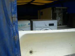 Скупка, утилизация старых стиральны машин