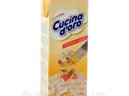 Сливки Сucina d`oro 23% 1л. Кулинарные