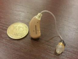 Слуховые аппараты заушные