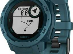 Смарт-часы Garmin Instinct Lakeside Blue (010-02064-04)
