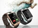 Смарт часы Smart watch DZ09 Умные часы - фото 2