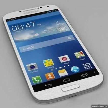 "Смартфон новый телефон ""Samsung Galaxy S4"" (4 ядра)"