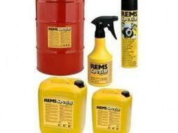Смазка - охлаждающая жидкость масло Rems