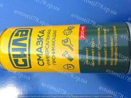 Смазка универсальная 200мл СИЛА (ВД 40) - фото 2