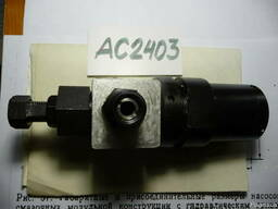 Смазочный насос тип 3311020 - фото 2