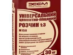 Смесь цементно-песчаная ХСМ (30 кг)