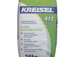 Смесь для пола самовыравнивающая Kreisel (Крайзель) 412, 25