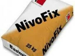 Смесь для приклеивания утеплителя ППС плит Baumit NivoFix 25