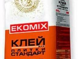 """Смесь Ekomix """"Клей для плитки Стандарт"""" Bs 103 / 25 кг"""