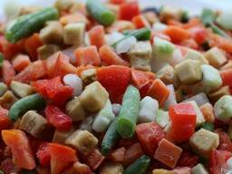 Смесь Рагу овощное замороженное