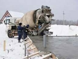 Смесь строительная морозостойкая РК М200 П8 (З)
