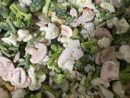 Смеси овощные и фруктовые