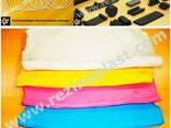 Смеси резиновые силиконовые, производство изделий из смесей - фото 1
