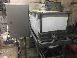 Смеситель для сыпучих (шнековый-лопастной) 500 кг/час