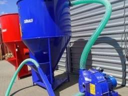 Смеситель сухих кормов MPS 1500 kg змішувач кормів