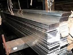 Шина алюминиевая, полоса 6 х 100 х 3000мм АД0, АД 31