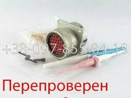 СНЦ23-28/27В-1-А-В без контактов вилка приборная