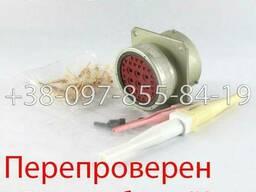 СНЦ23-32/33В-1-В без контактов вилка приборная