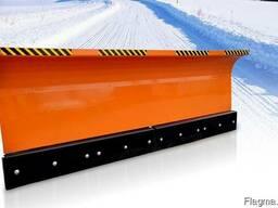 Снегоотвал (снегоочиститель ) PVH 200 / Hydraulic Snow Plow