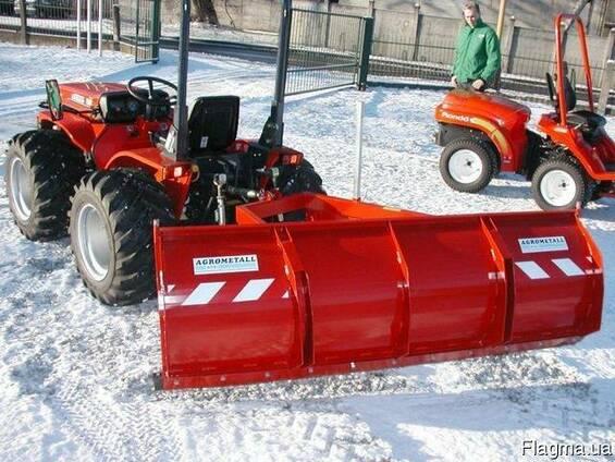Снегоуборочный отвал для минитракторов ZR-M
