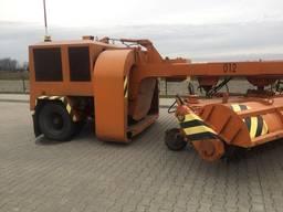 Снігоприбиральна машина MADRO OLH-45