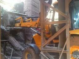 Снос демонтаж домов заводов Ирпень область