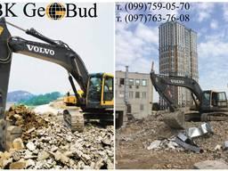 Снос демонтаж зданий Киев