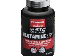 SNS32 Scientec Nutrition STC Глютамин 1200 / STC Glutamine 1200, 90 капсул Энергия и. ..