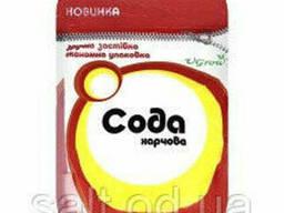 Сода харчова 300 г. UGrow (10 пач. )