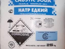 Сода каустическая гранулированная. Волгоград Росия