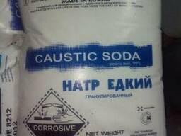 Сода каустическая (Натрий едкий) гранула, чешуя