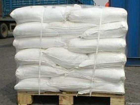 Сода пищевая, мешок 50 кг с доставкой от 5 тонн