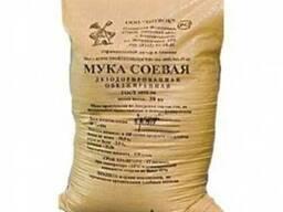 Соєве борошно для бджіл (білкова підгодівля), 1кг. Україна