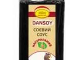 """Соевый соус """"DanSoy"""" с перцем Чили, стекло 220 мл"""