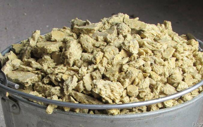 Соевый жмых протеином 49,2%